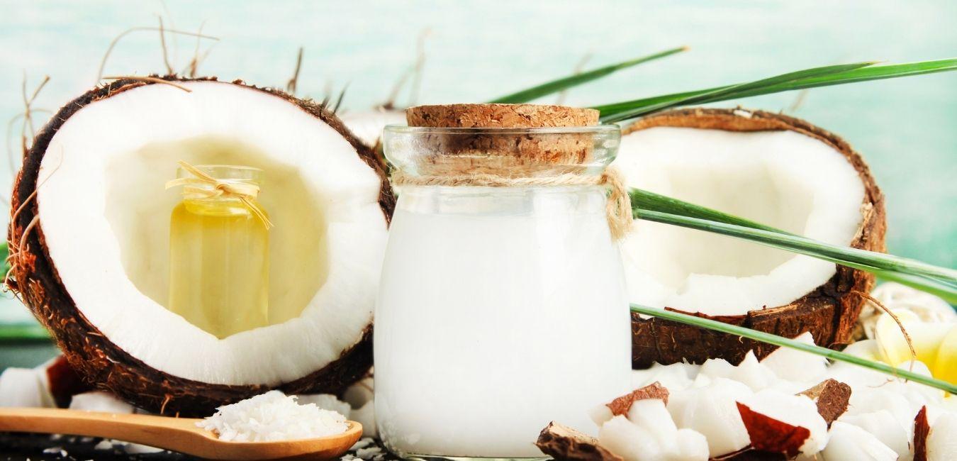 wholesale coconut oil supplier