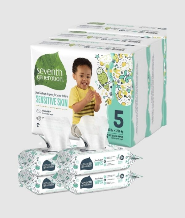 7th generation baby diapers wholesale