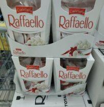 raffaello ferrero white chocolate