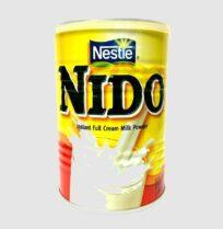 Nestle Nido Fortified Milk Powder Supplies