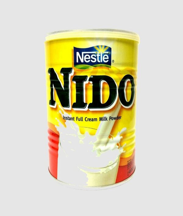 Nestle Nido Fortified Milk Powder Supplies