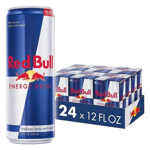 original red bull energy drinks 12 FL OZ ready for instant shipment