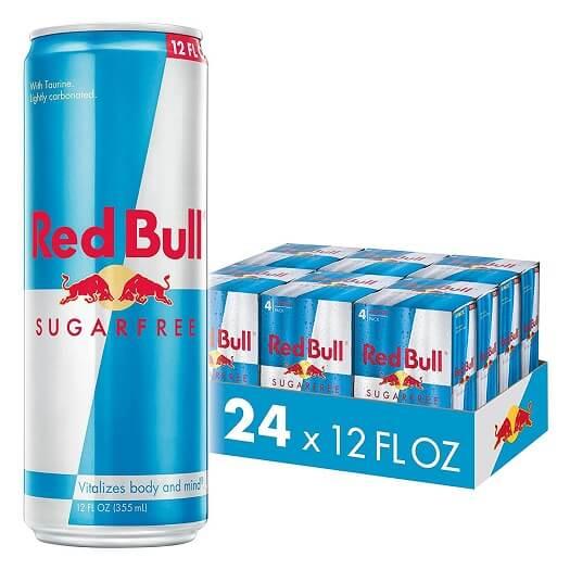 red bull drink sugar free edition 12 fl oz