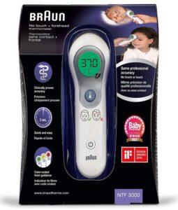 Braun Thermometer NTF3000