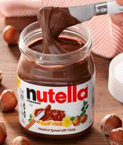 Nutella wholesale chocolate. Buy Nutella in bulk.