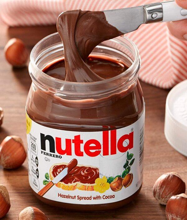 Nutella wholesale chocolate hazelnuts spread
