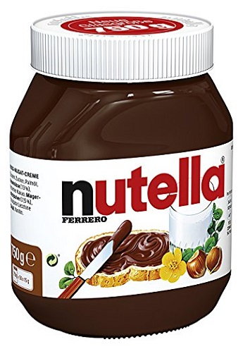 exports for wholesale nutella chocolate 750g