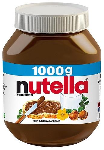 Nutella chocolate spread 1000g