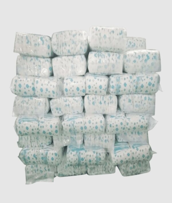 B Grade Disposable Baby Diapers