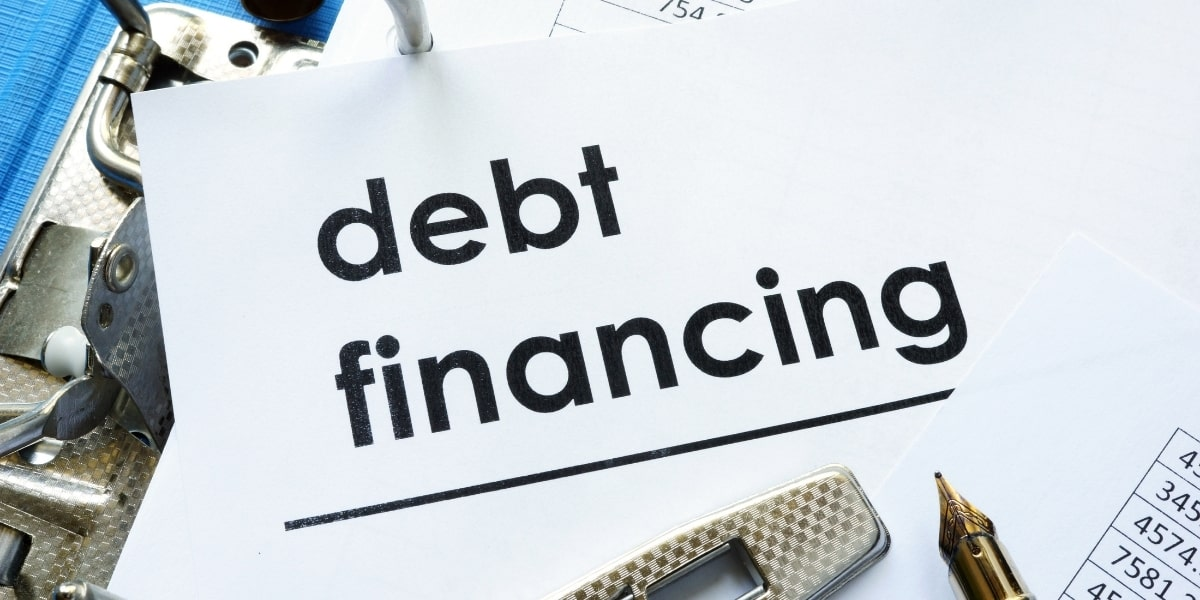 Debt Financing For Business Funding