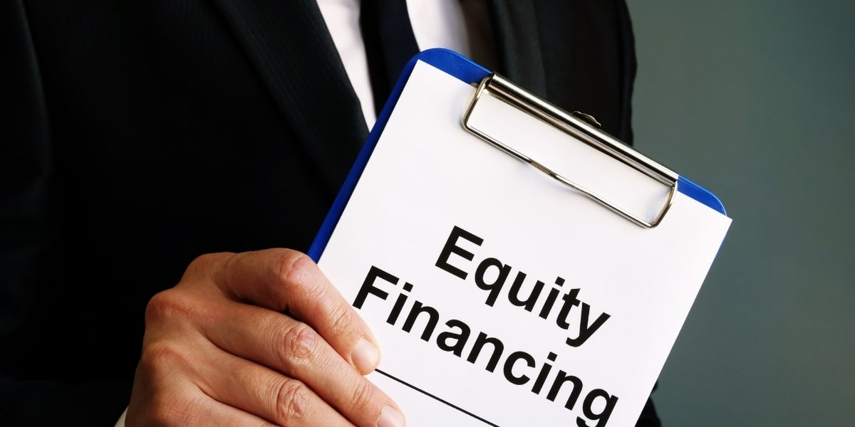 Equity Financing Option For Business Funding