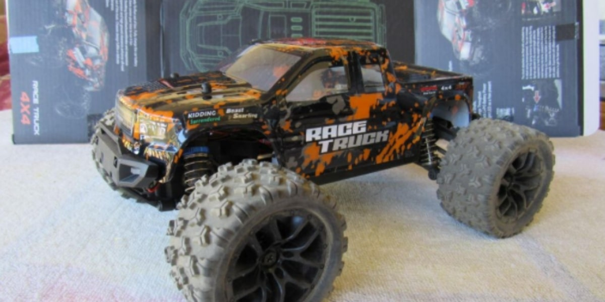 HAIBOXING 18859E Scale RC Monster Truck Remote Control