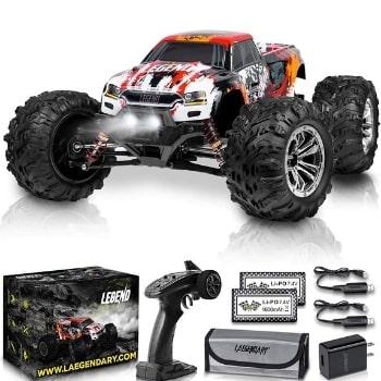 Legen RC cars 48km/h 4WD Monster Truck