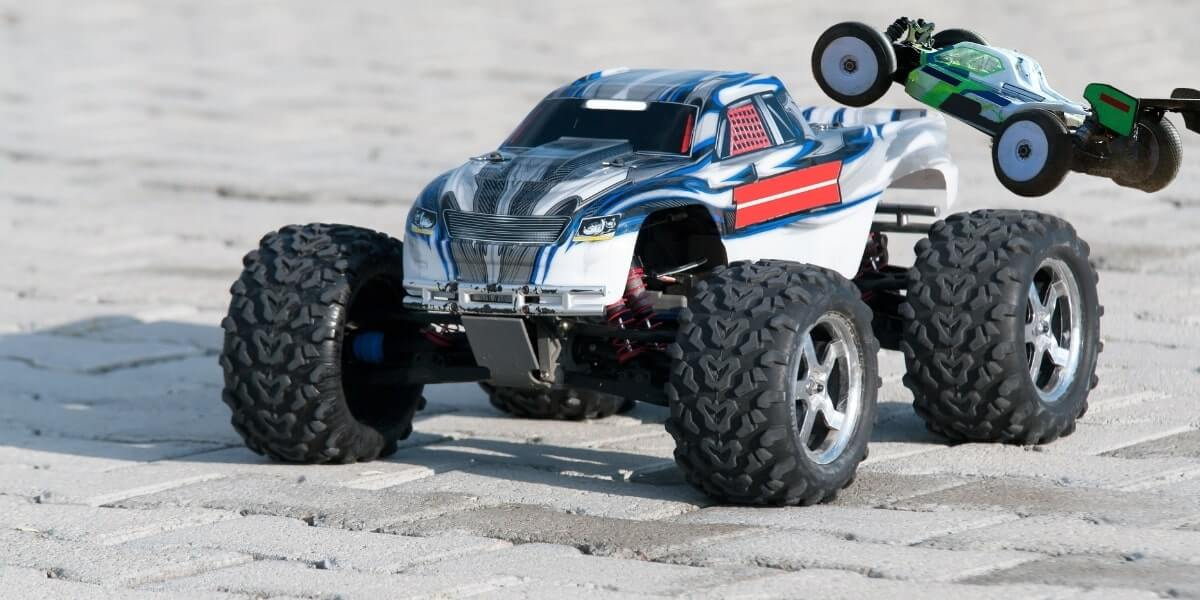 RC Cars Beginners Guide
