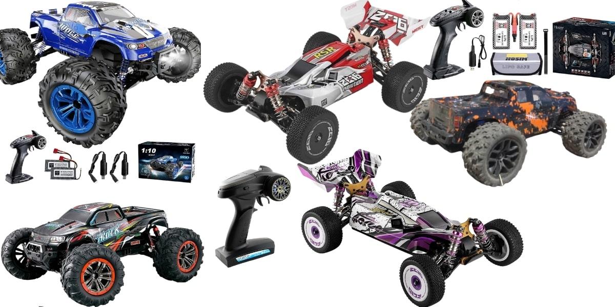 Top 5 Remote Control Cars Under 300